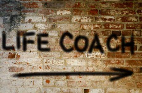 Life Coach Concept